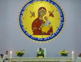 Missa em homenagem ao dia dos padres: 18º Domingo do Tempo Comum