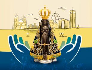 Programação da festa em Honra a Nossa Senhora Aparecida