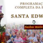 Festa em Honra a Santa Edwiges – Programação