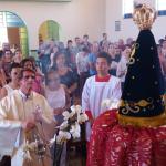 Nossa Senhora Aparecida: Missa com Bênção das crianças
