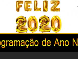 PROGRAMAÇÃO DE FINAL DE ANO 2019-2020
