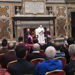 O essencial da vida é a nossa relação com Deus, diz Papa Francisco