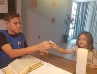 Veja as atividades da catequese em casa 1ª semana