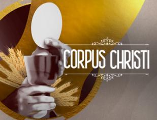 Celebração de Corpus Christi