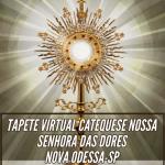 Tapete virtual Corpus Christi