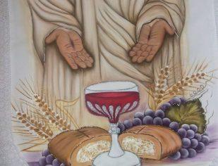 Eucaristia semana 24/08 a 30/08/2020