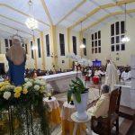 1º Dia da Setena de Nossa Senhora das Dores com participação Especial da Catequese