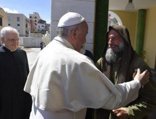 Para nós que somos cristãos, o futuro é a esperança, diz o PAPA FRANCISCO