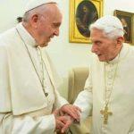 Papa Francisco e Bento XVI foram vacinados contra Covid-19