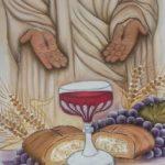 Atividade Eucaristia semana 19/04 a 25/04/2021